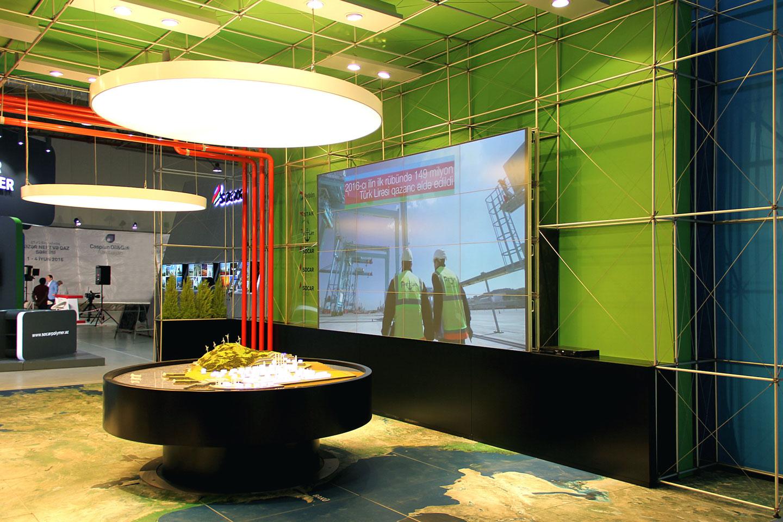 Ein Projekt für das Unternehmen Socar – realisiert mit pon, Farbe und außergewöhnlicher Optik