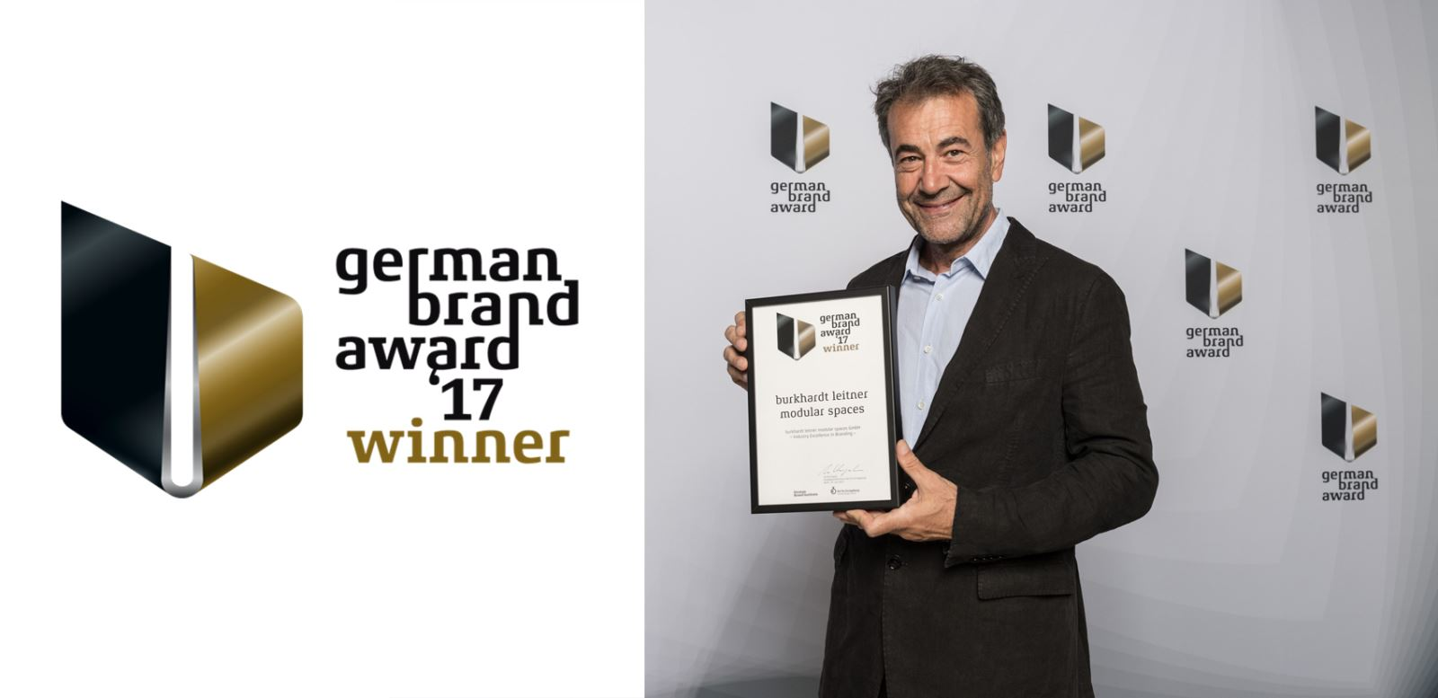 We received the German Brand Award 2017!