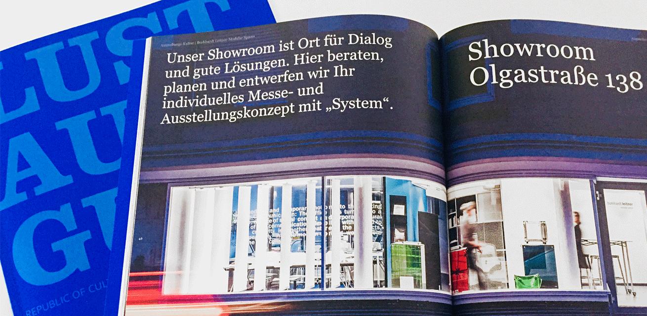 Stuttgart: Magazine